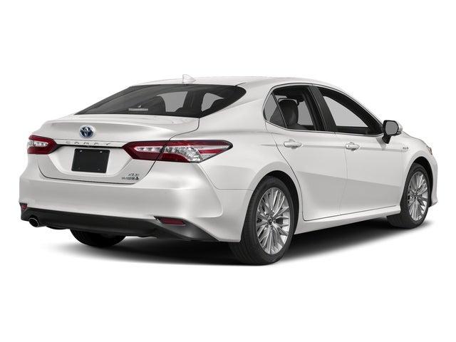 2018 Toyota Camry Hybrid Se In Mankato Mn Heintz Of