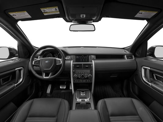 Land Rover Discovery Sport >> 2016 Land Rover Discovery Sport Hse