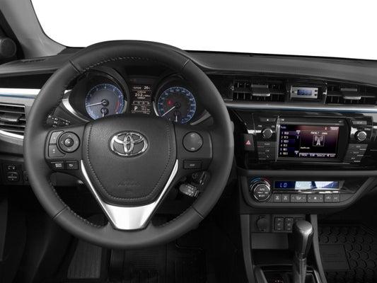 2016 Toyota Corolla S Plus In Mankato Mn Heintz Of
